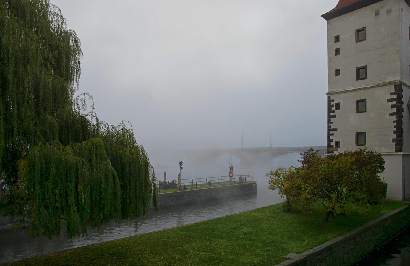 Ráno u Vltavy