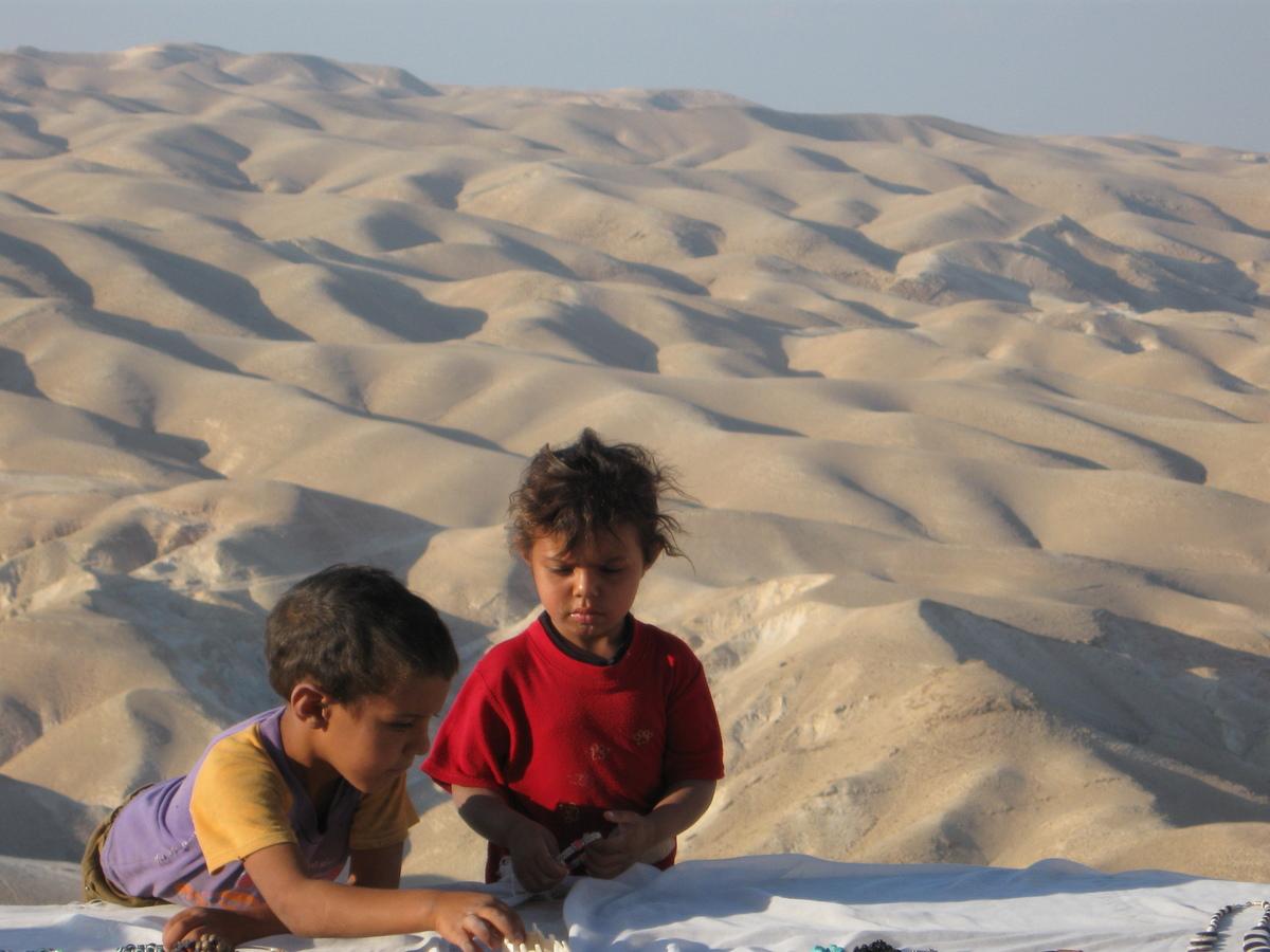 Děti pouště