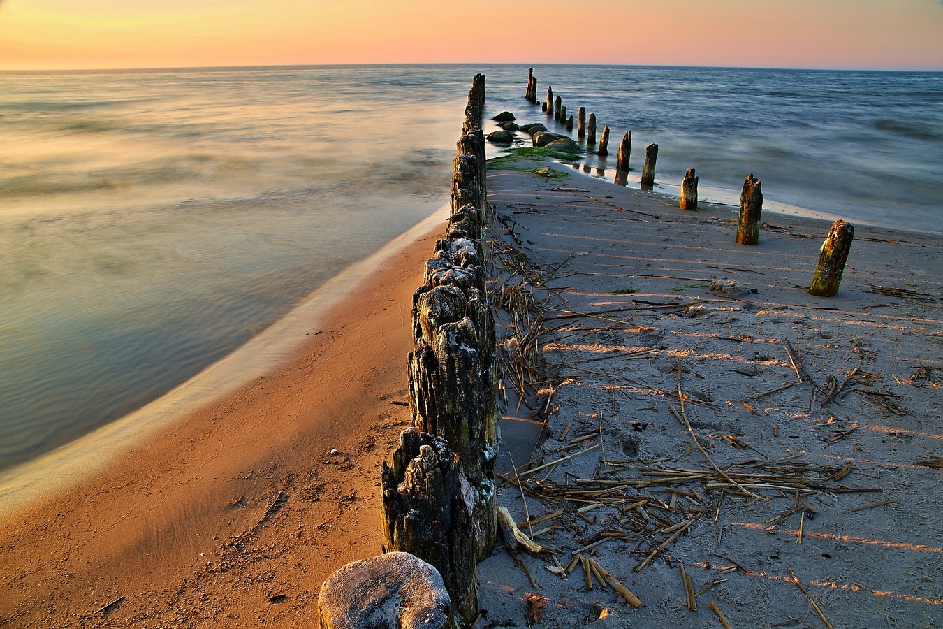 Baltské pobřeží