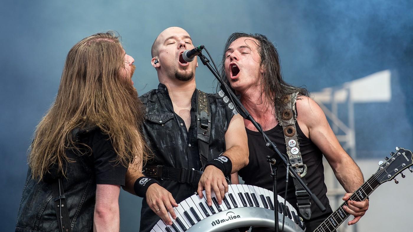 Epica na Metalfestu 2016