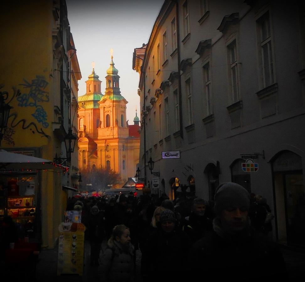 Kostel svatého Mikuláše .