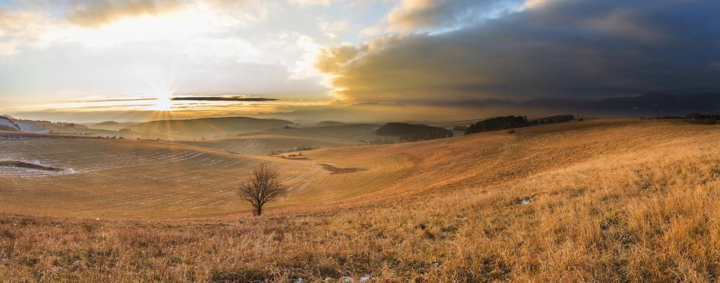 Západ slnka nad Turcom II.