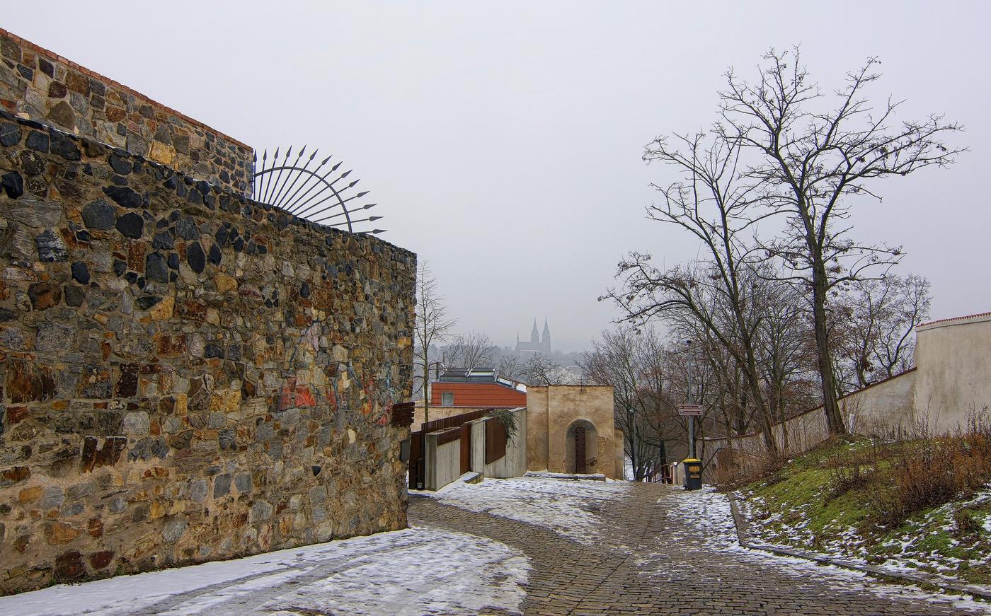 Před Bastionem
