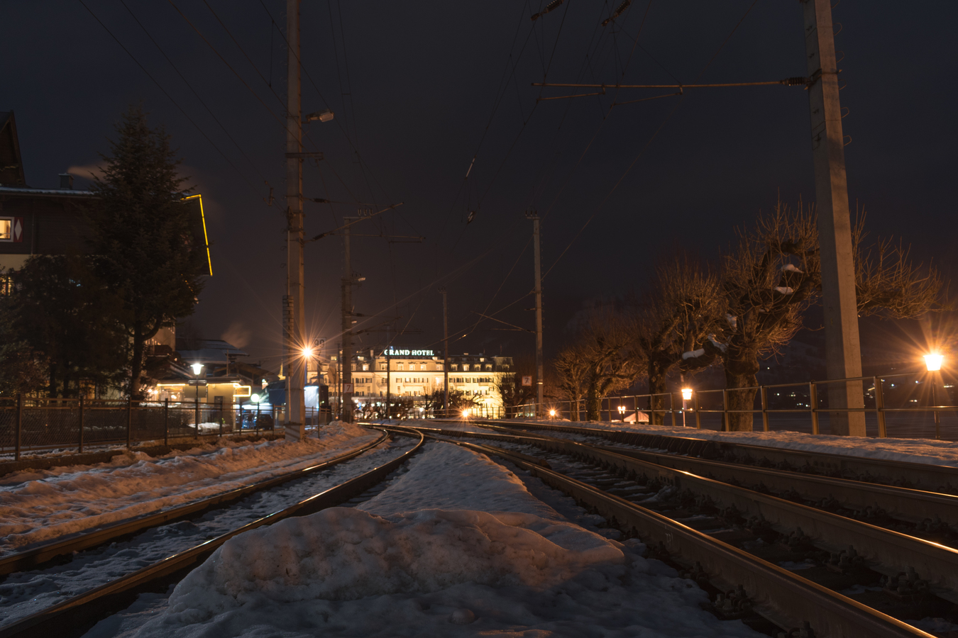 Rakouské koleje