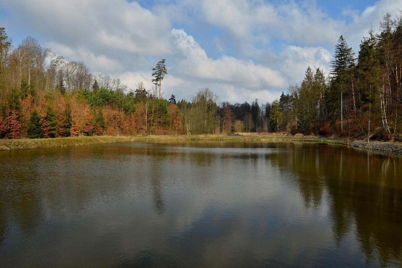V údolí Polančice