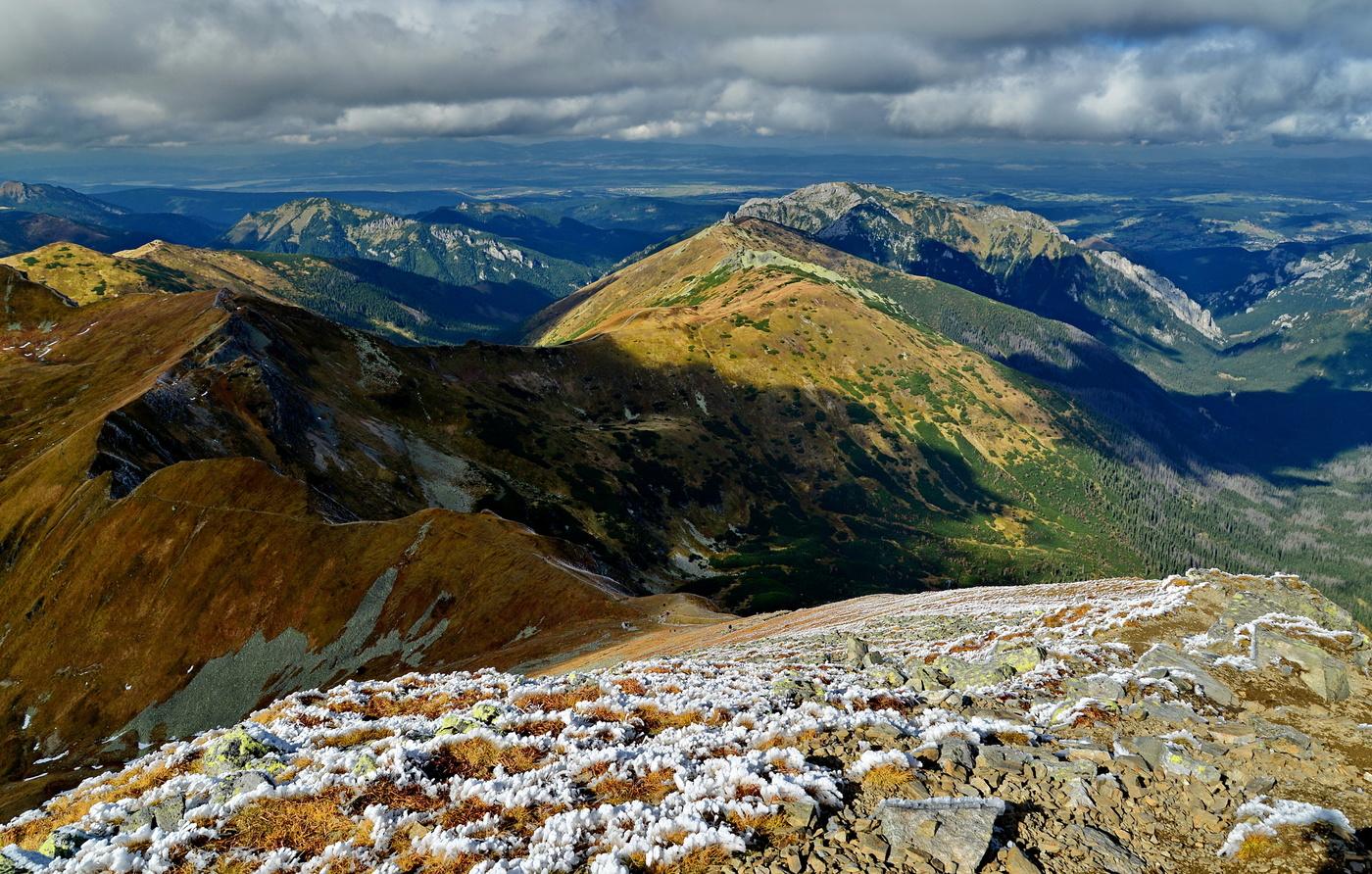 Západní Tatry - Červené vrchy