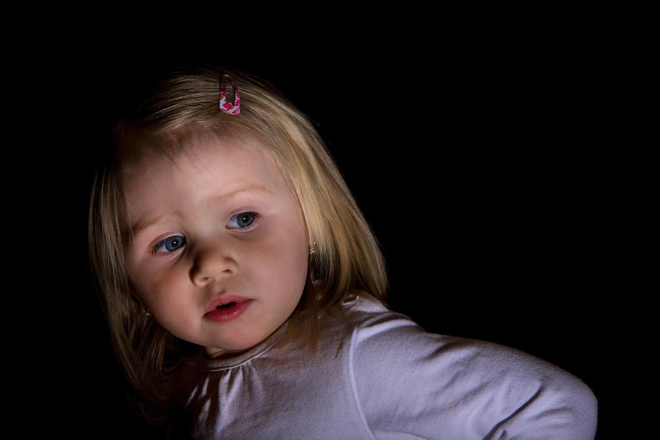 portrét dcery