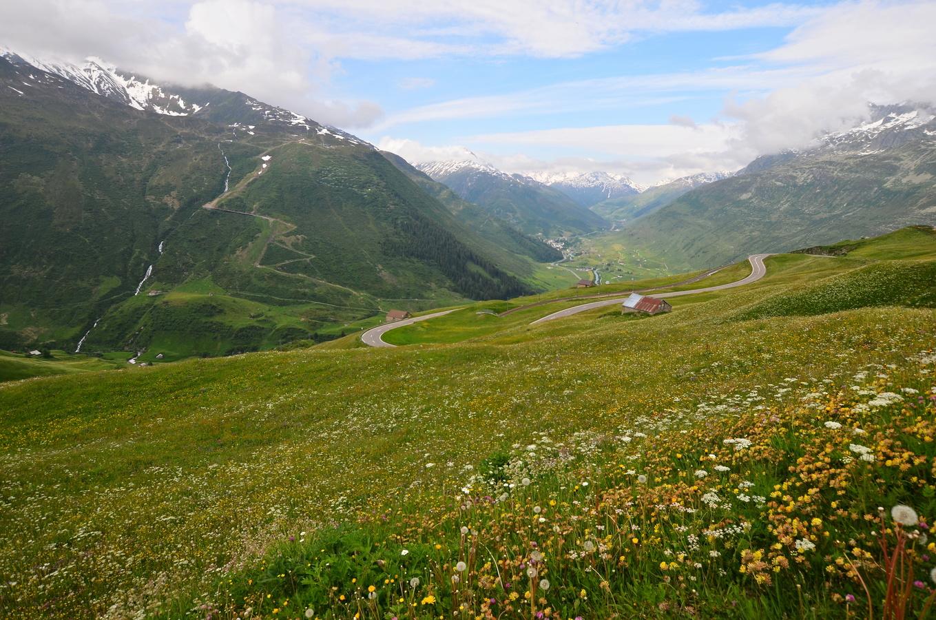 Švýcarské kopce