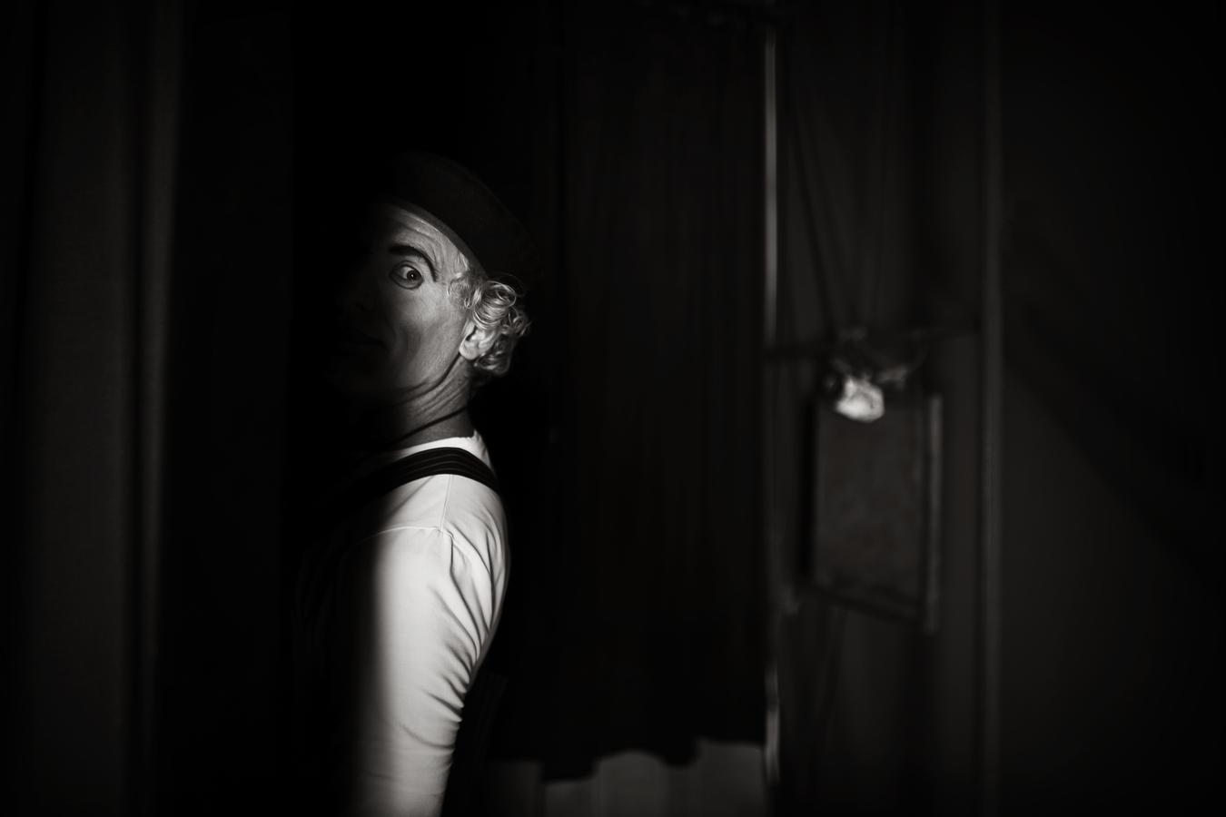 HUMBERTO 2017 I.I aneb černobílý život klauna...