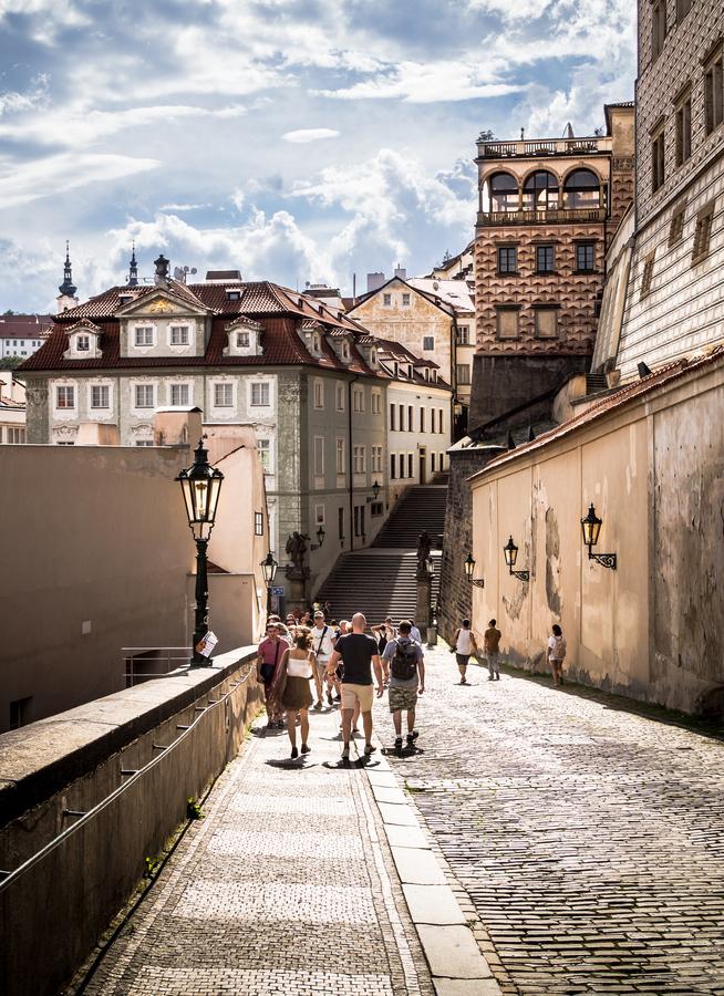 Z pražských ulic II