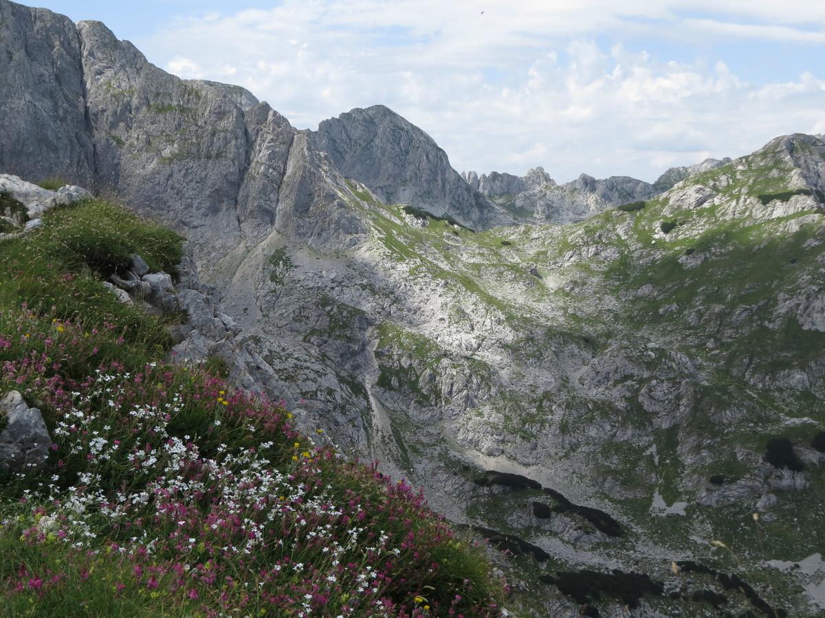 NP Durmitor v Černé hoře