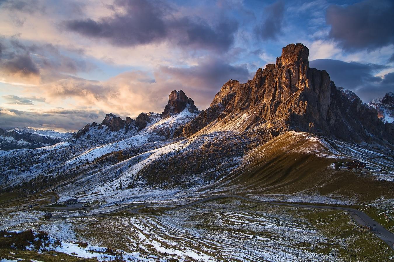 Passo di Giau - Monte Nuvolau