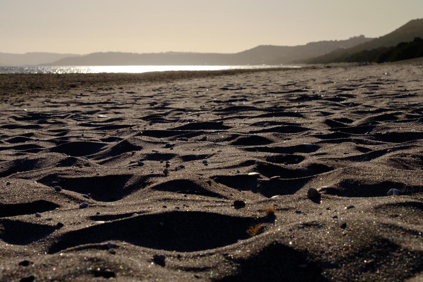 Pláž na Kosu