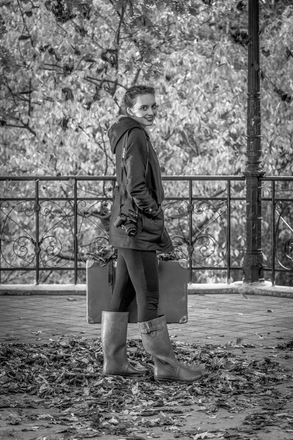Přítelkyně v podzimu