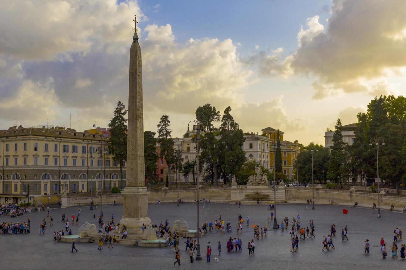 Život na náměstí