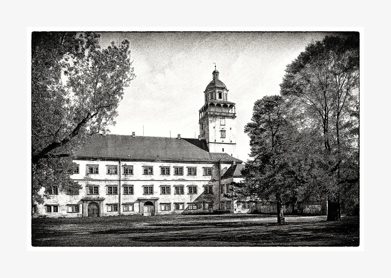 Moravskokrumlovský zámek