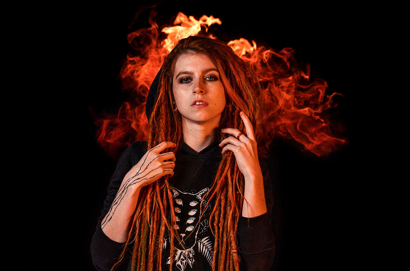 Princezna ohně