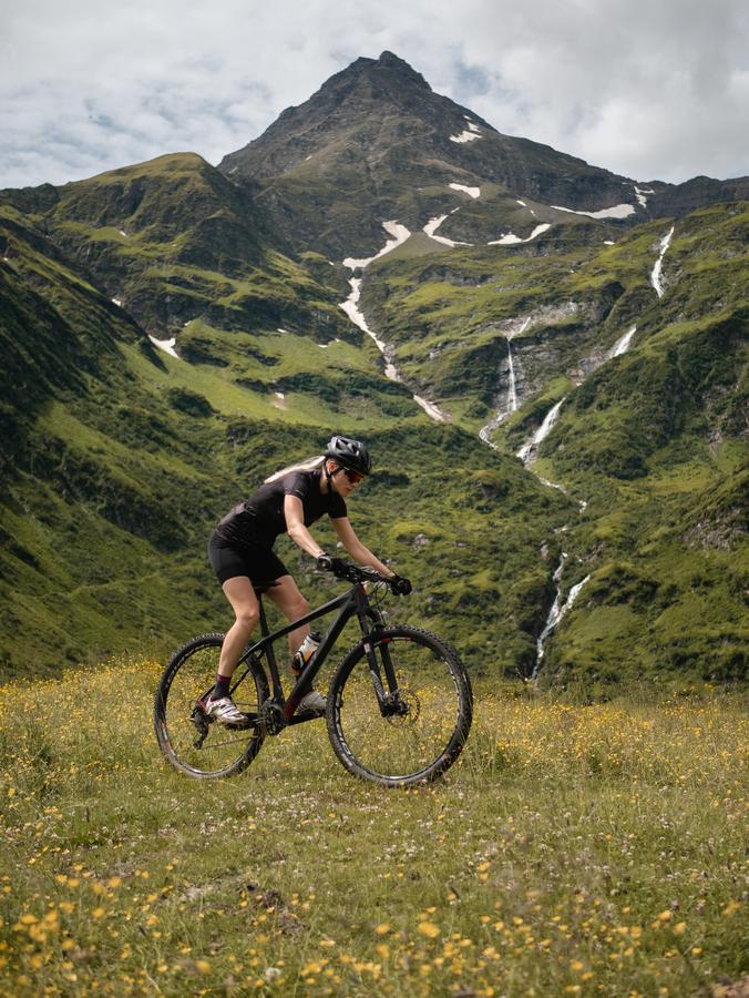 Projížďka pod alpským štítem