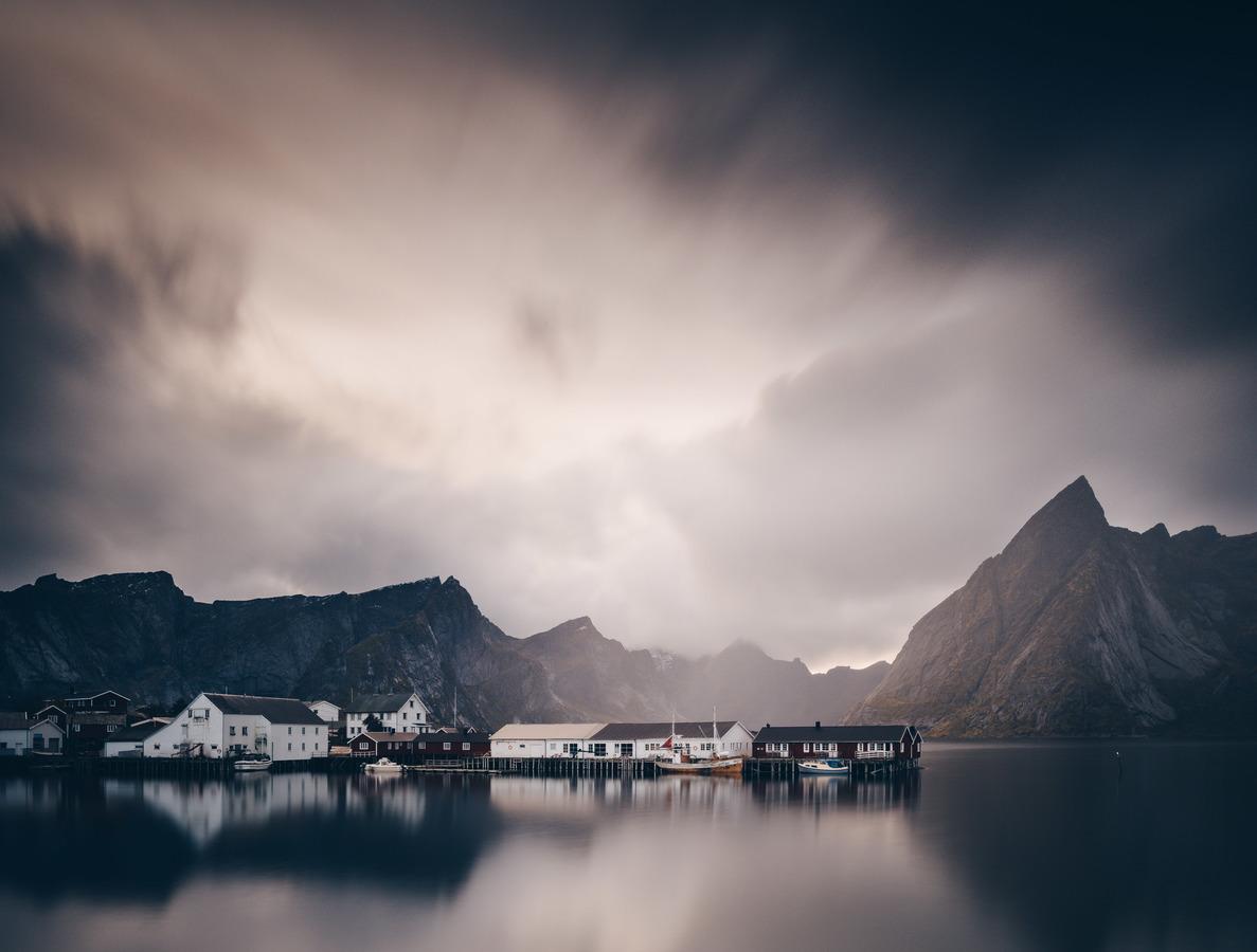 Hamnöy | Lofoty