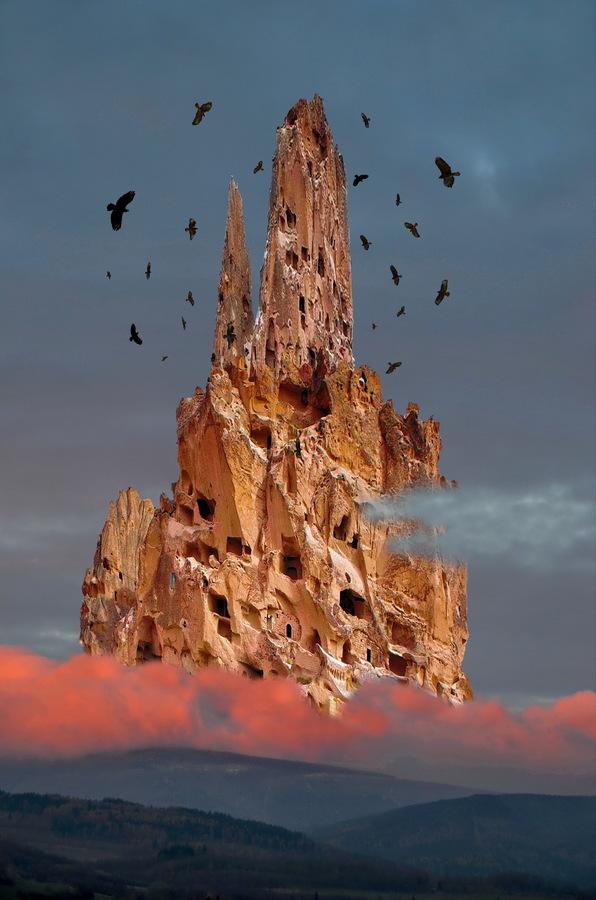 Babylonská věž po zmatení jazyků