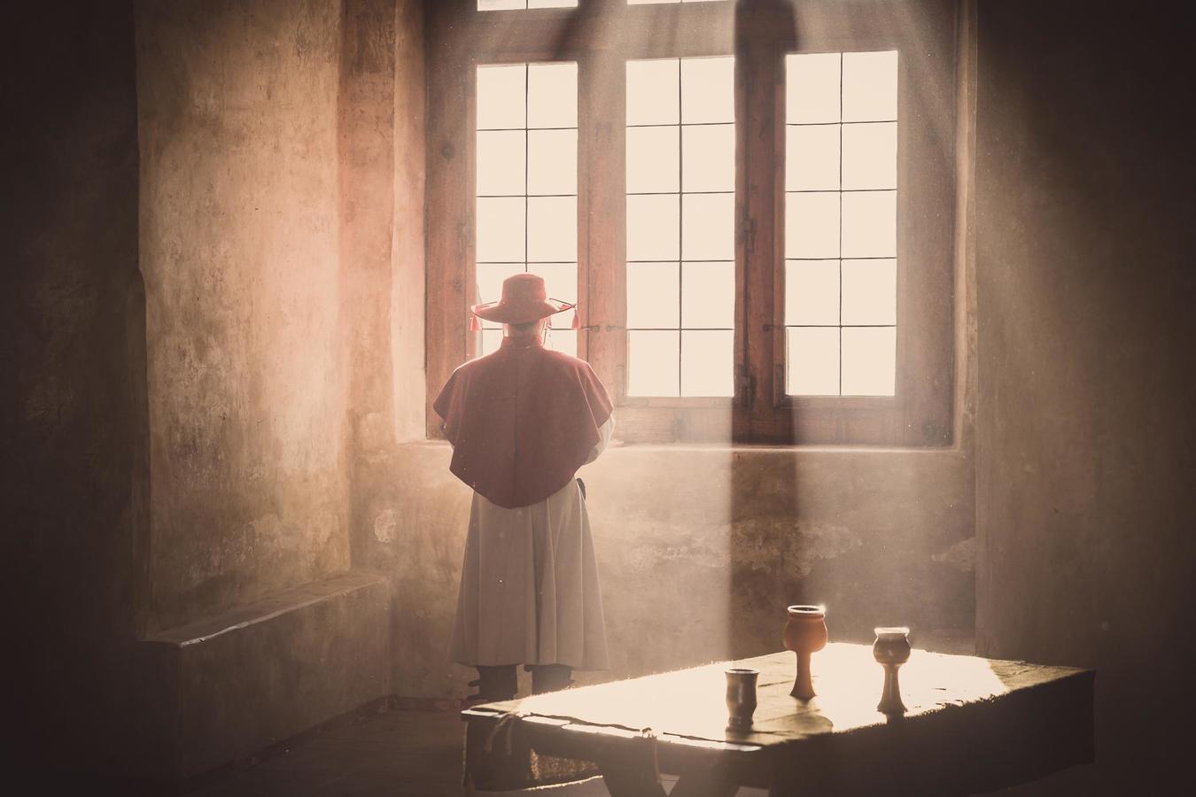 Kardinál hledí do budoucnosti