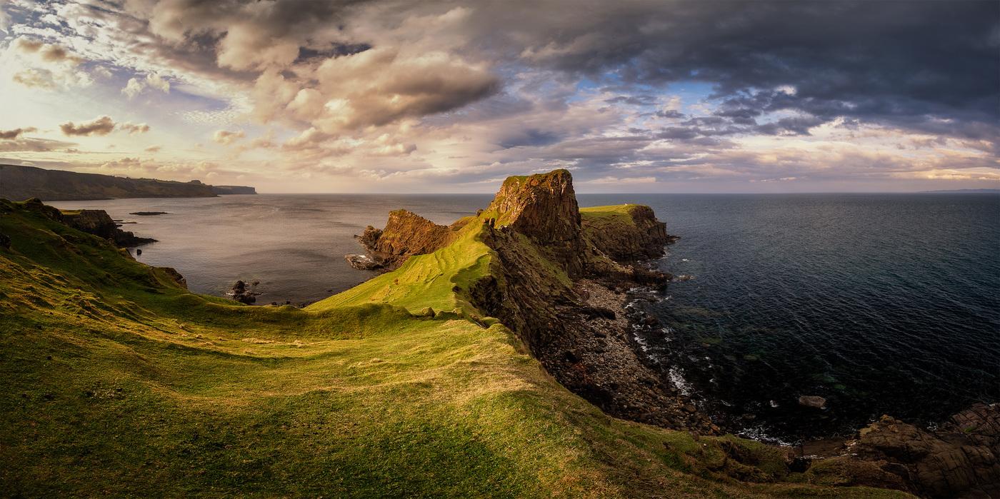 Večerním Skotskem
