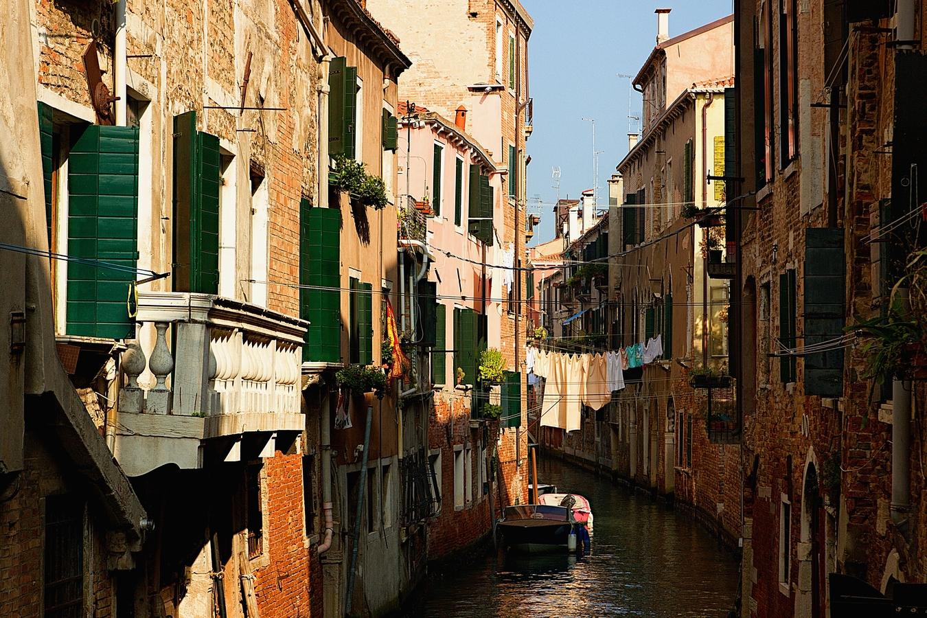 Benátské toulání