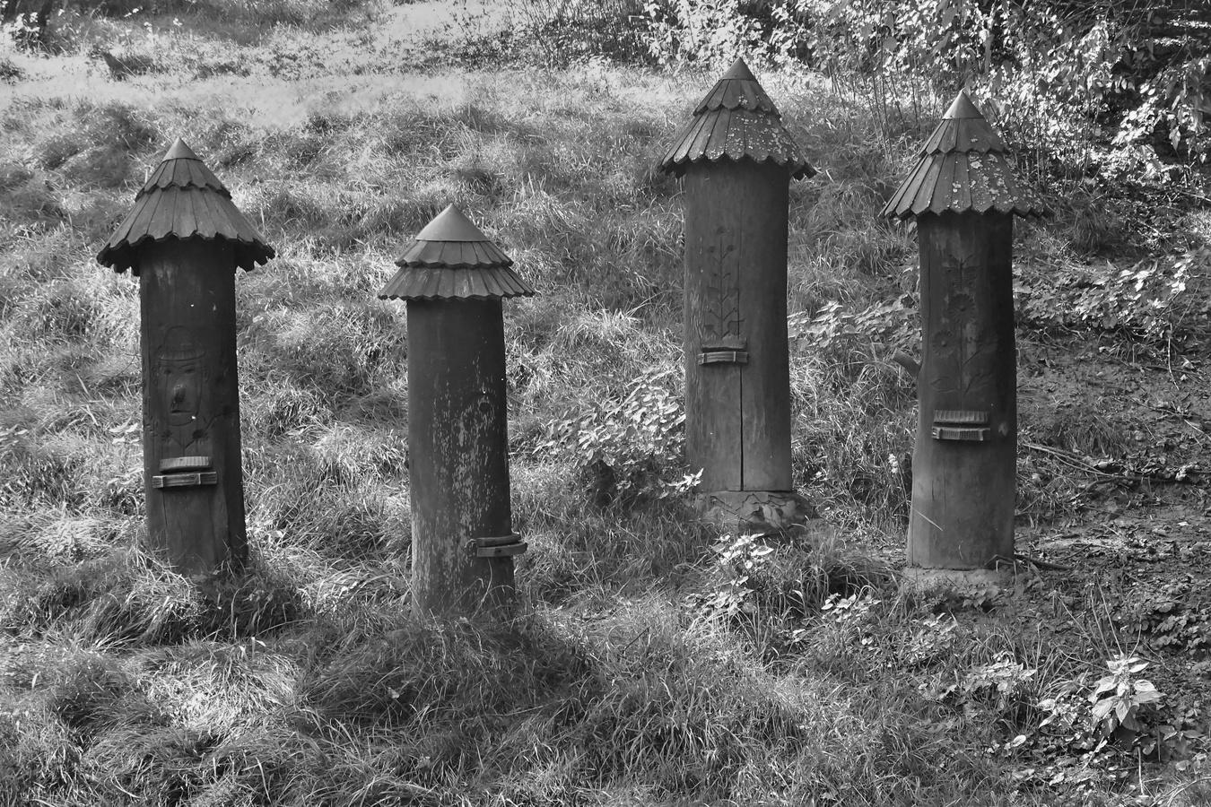 Včelý domečky
