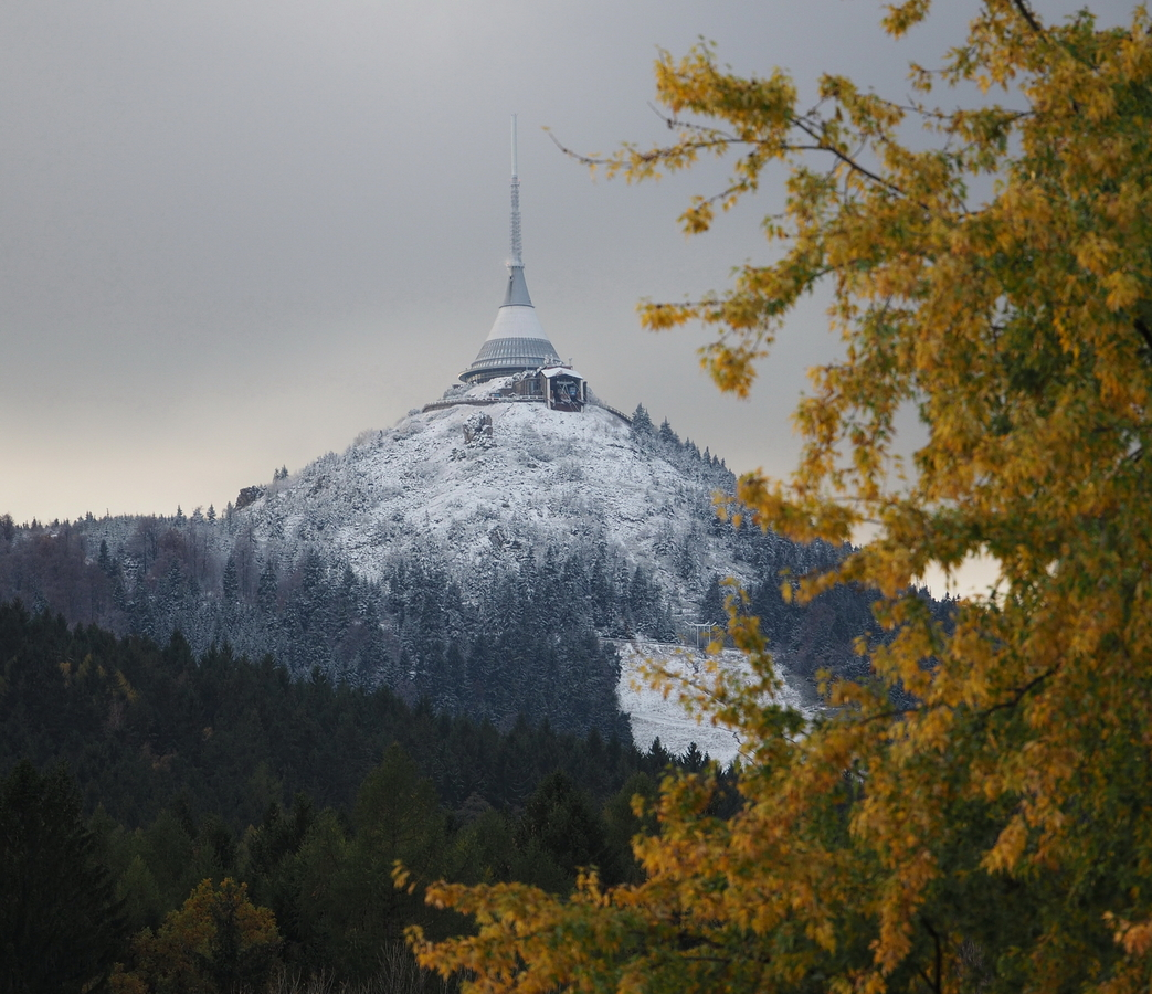 Podzim vs. Zima.