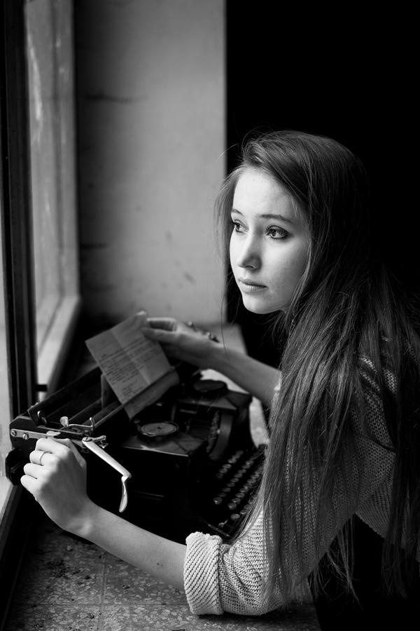 budu spisovatelkou