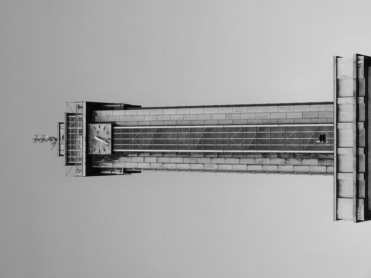 Věž Nové radnice v Ostravě