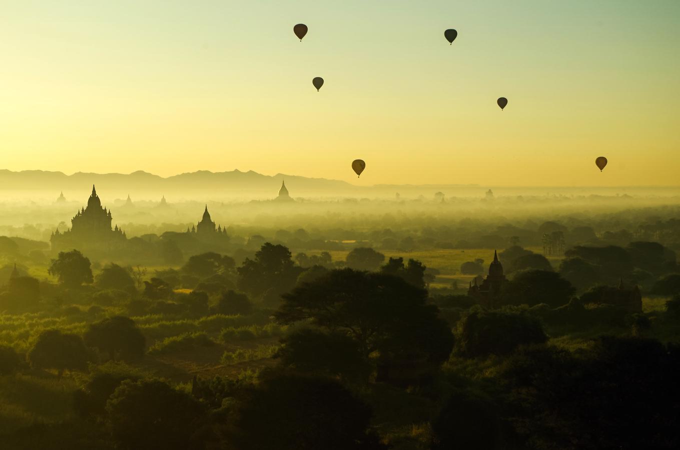 Kouzla nad Baganem