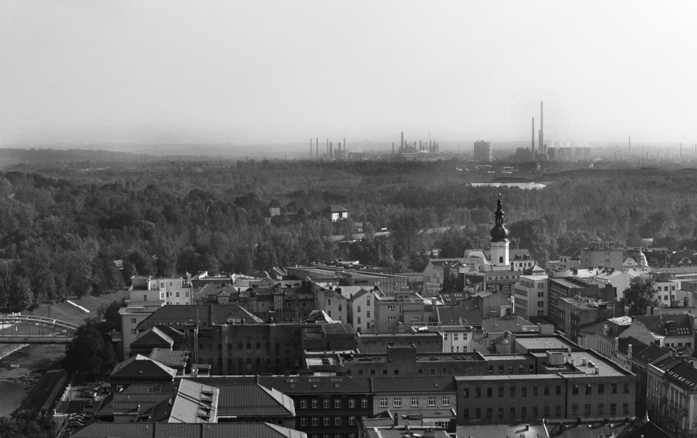 Černá Ostrava