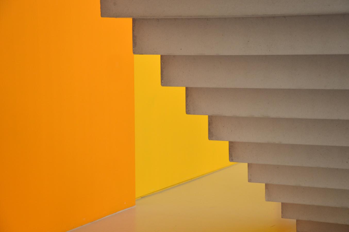 Geometrie moderní architektury