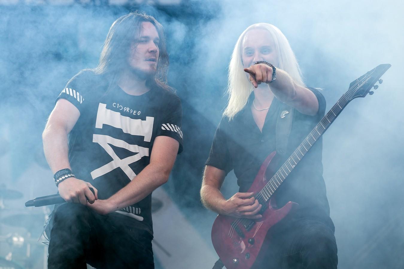 Amaranthe na Masters of Rock 2016
