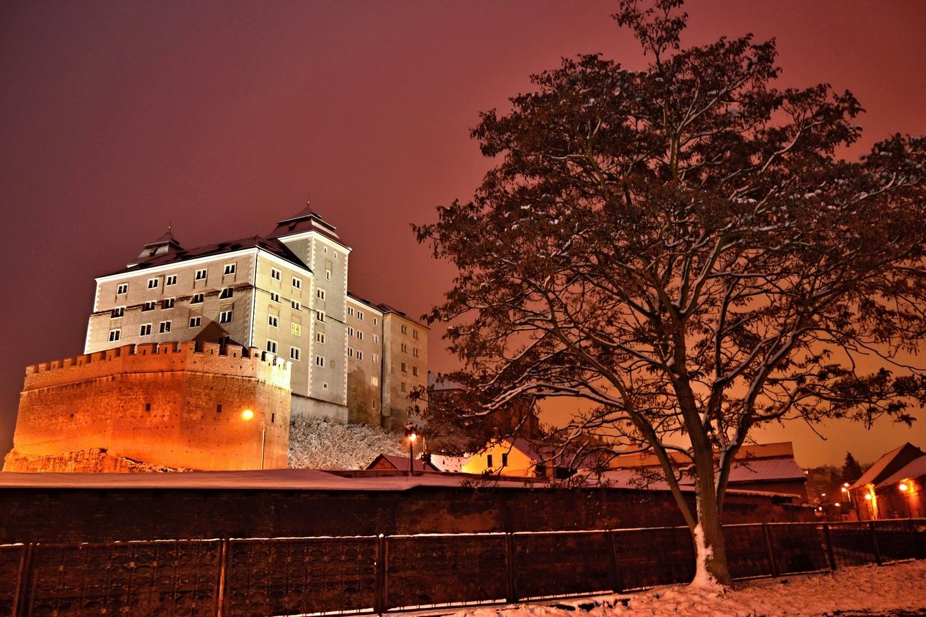 Mladoboleslavský hrad od Klenice