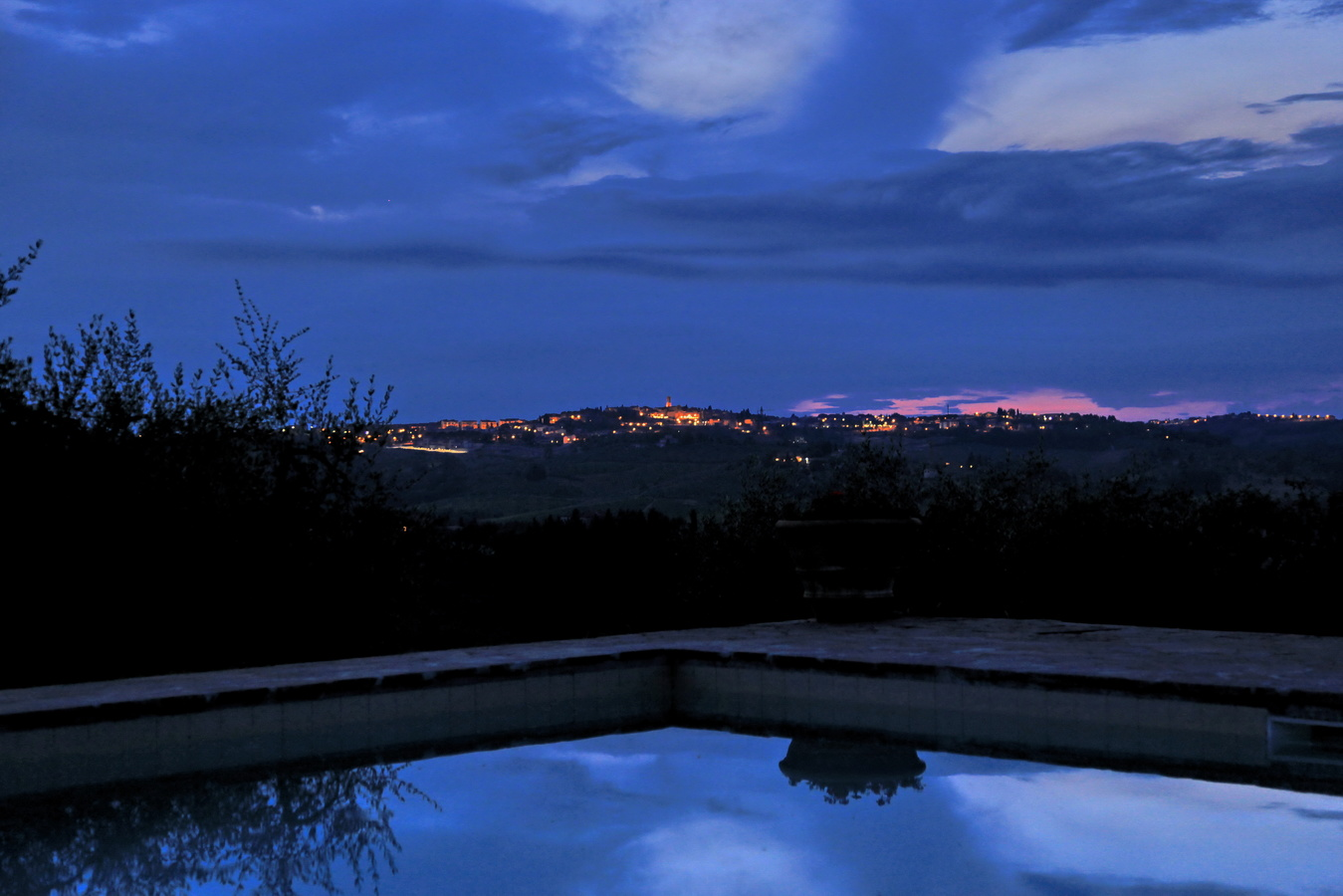 Na obzoru San Gimignano