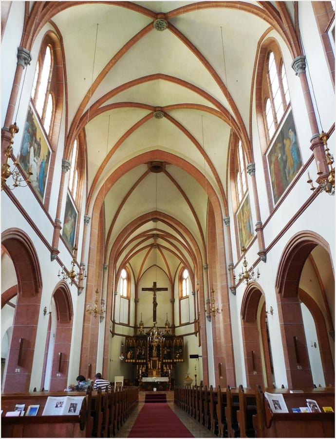 Kostel sv. Mikuláše (Nikolaikirche) -Villach.