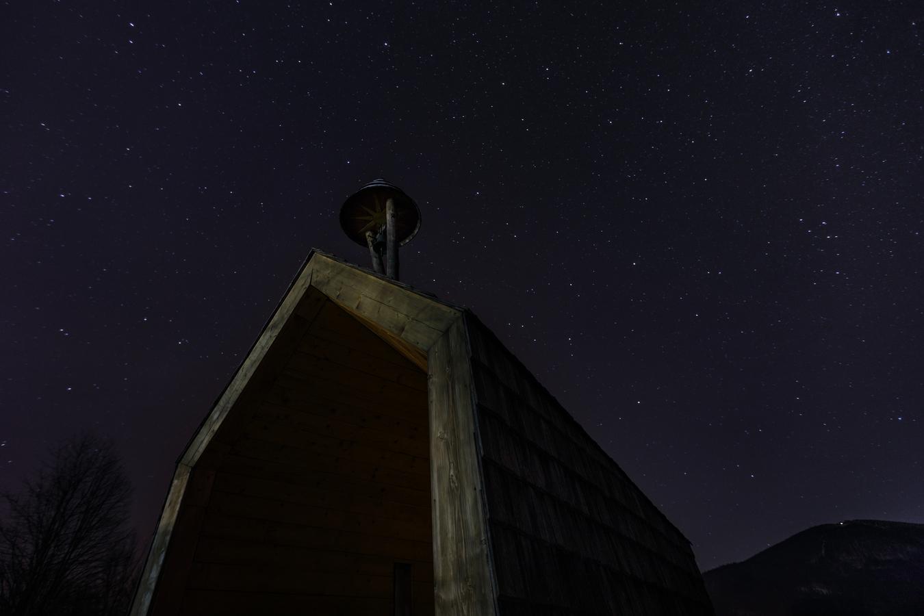 Zvonička na Horečkách