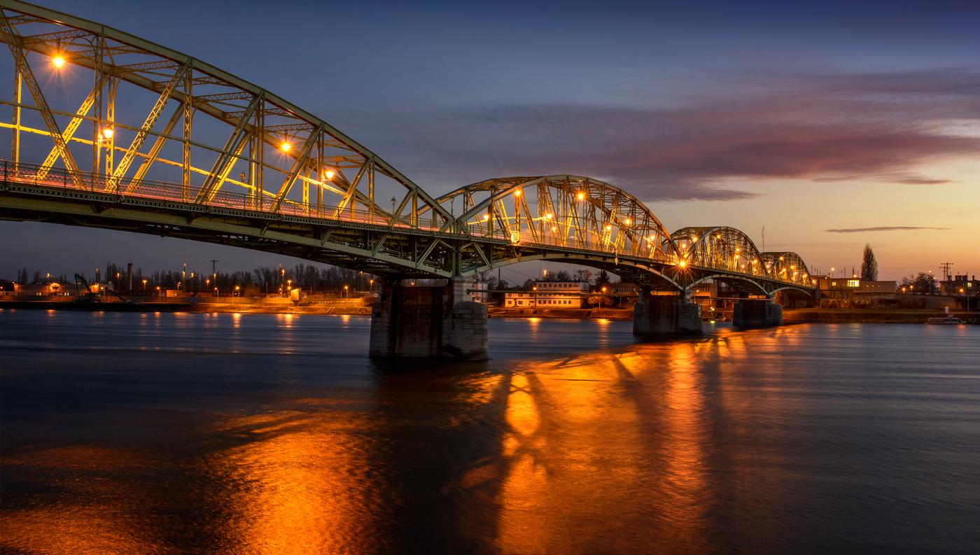Alžbetin most v Komárne