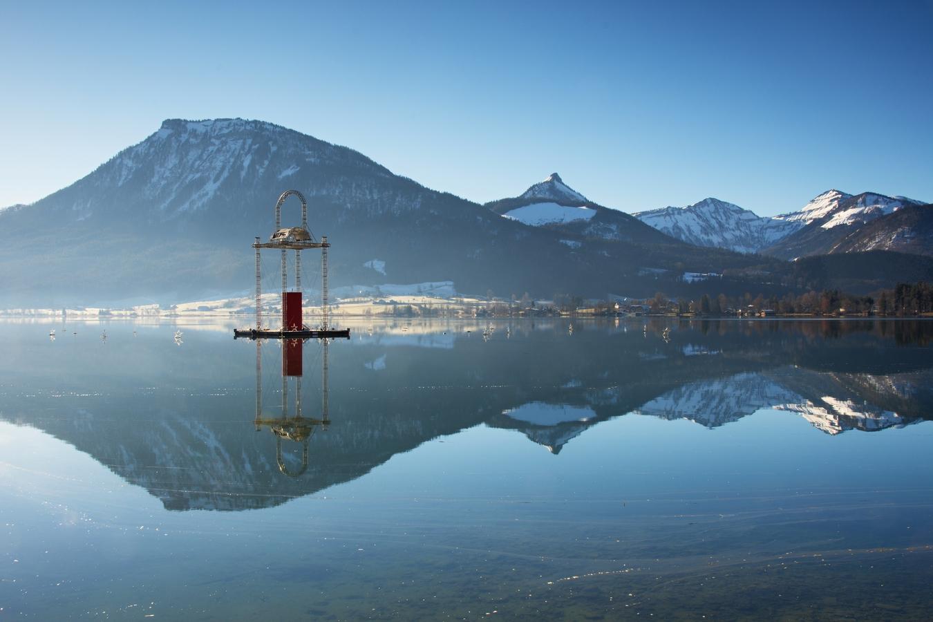 Sváteční wolfganské jezero :-)