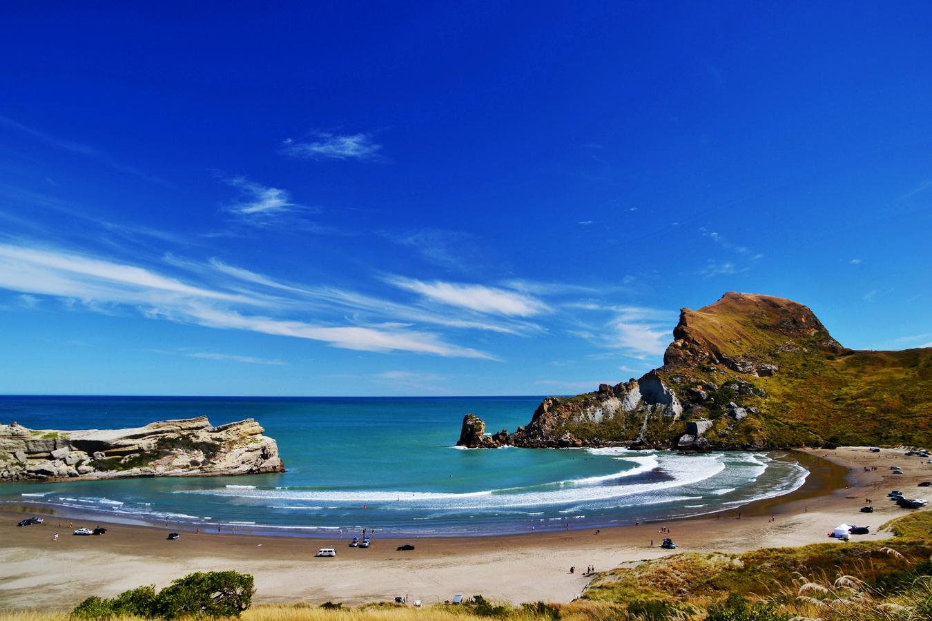 Castlepoint beach