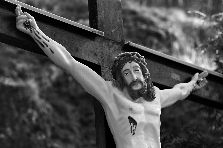 Na kříži