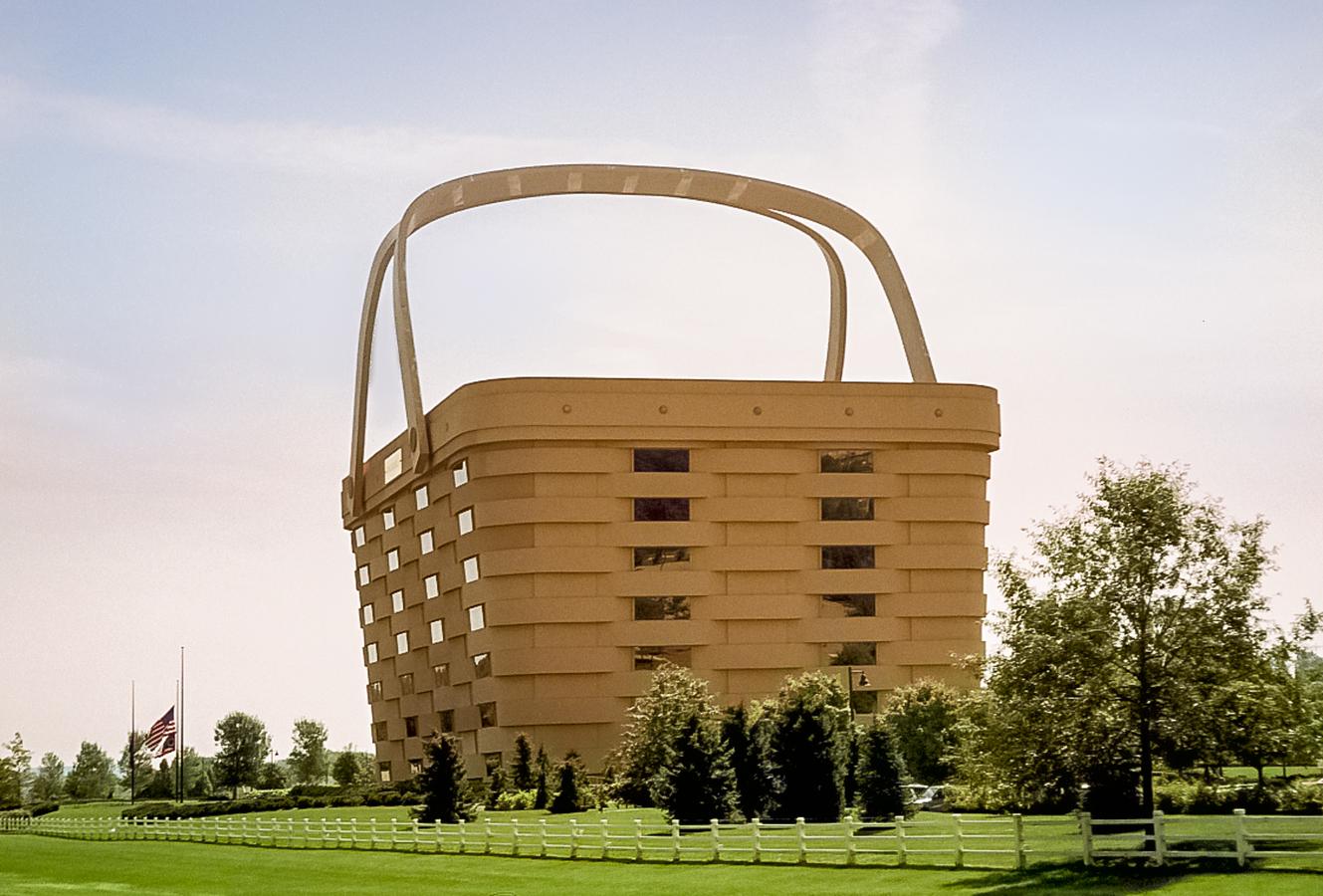 Na nákupu s košíkem