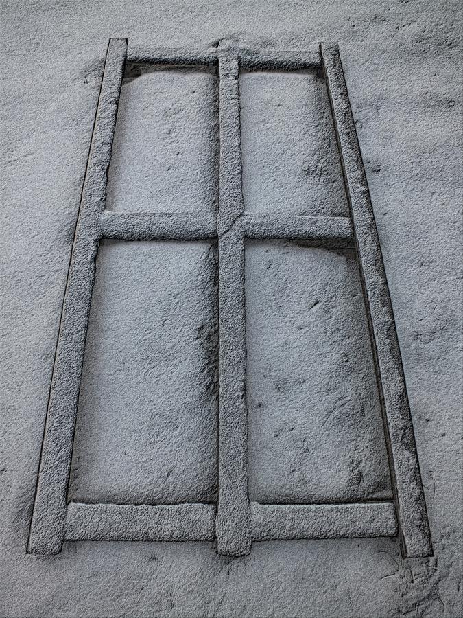 sněhem zaváto