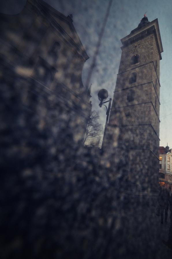 Černá věž ...