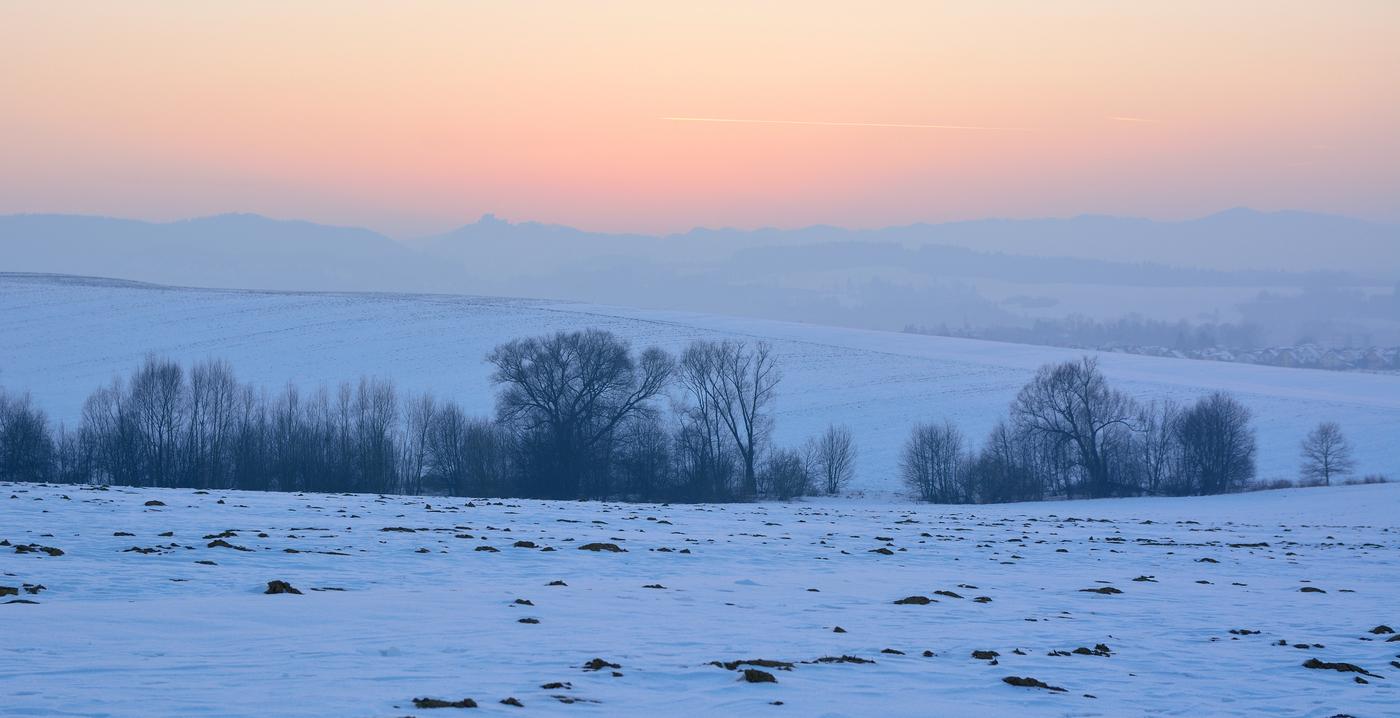 ... chladná krása ...