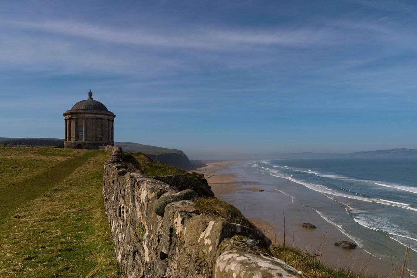 Mussenden Temple - Nord Ireland