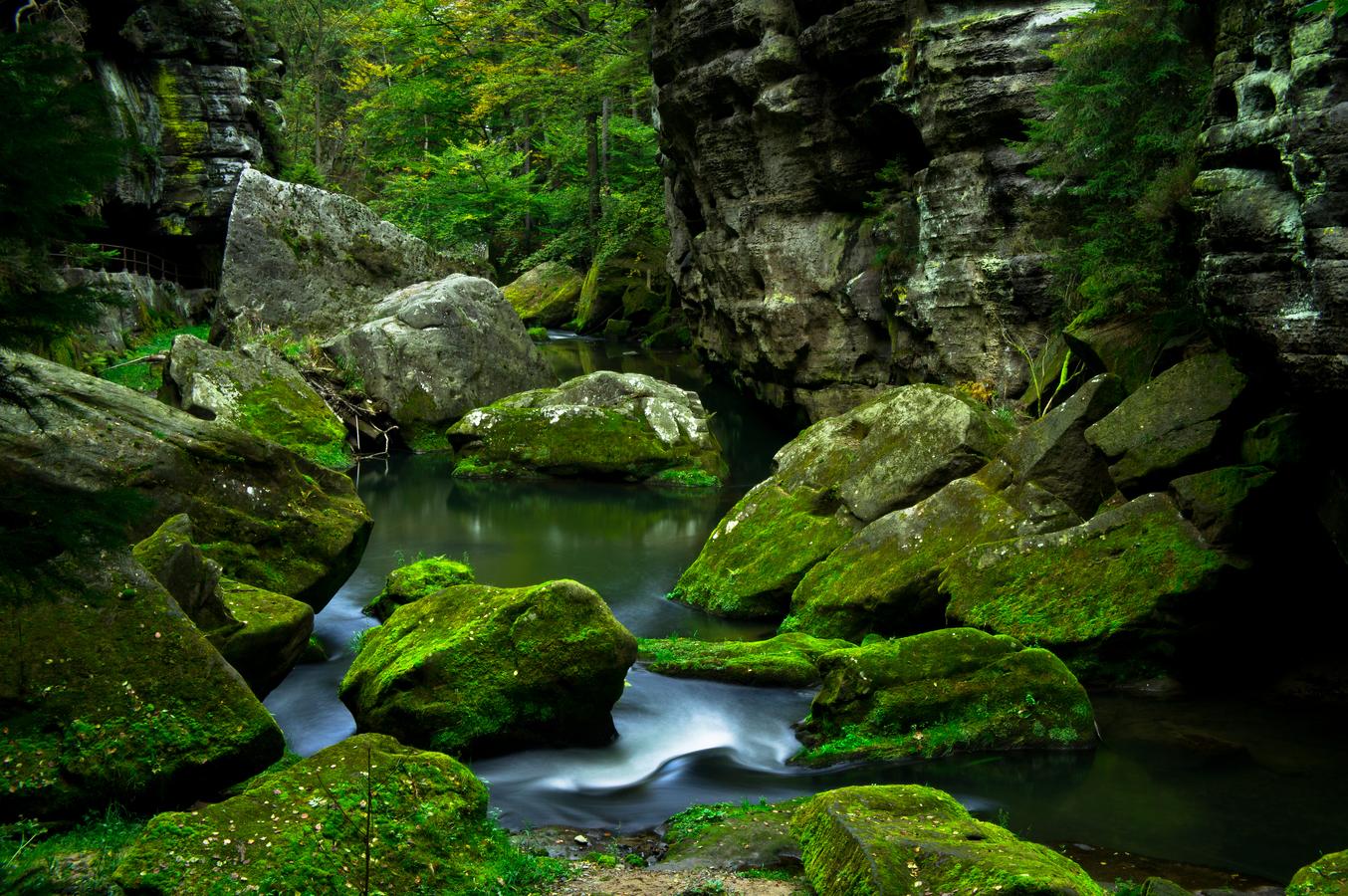 kameny na Kamenici