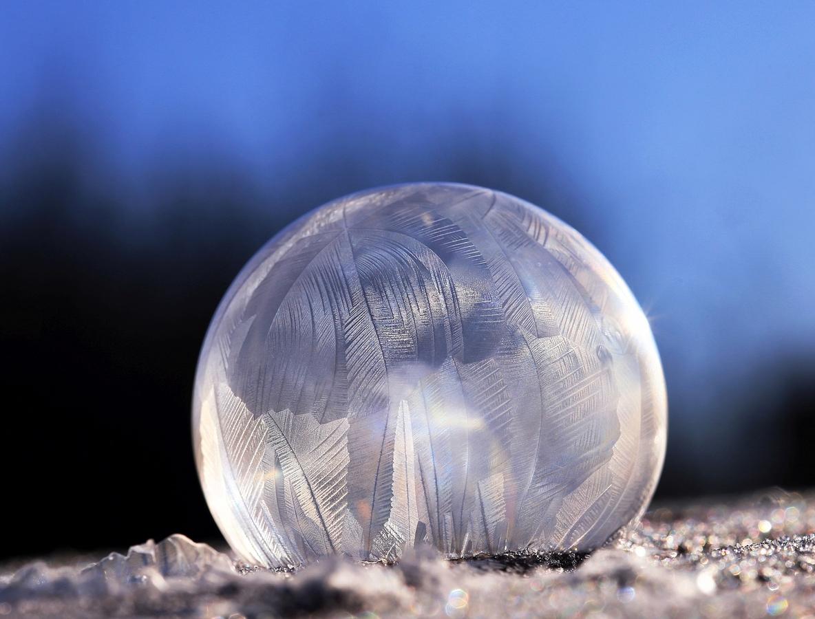 briliantová bublina
